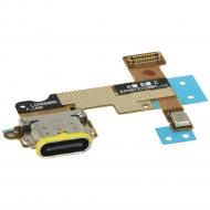 LG G6 (H870) Charging connector flex incl. Microphone module EBR84529201 EBR84529201