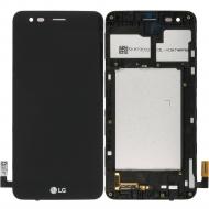 LG K4 2017 (M160E) Display unit complete black ACQ89888601 ACQ89888601