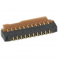 Samsung Board connector FPC flex socket 21pin 3708-002222 3708-002222