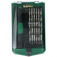 Baku BK-6630 Comfort precision screwdriver tool set 30-in-1