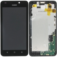 Huawei Y635 (Y635-L21) Display module frontcover+lcd+digitizer black 02350HKB 02350HKB