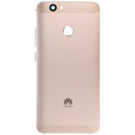 Huawei Nova Battery cover pink Logo Huawei.