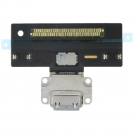 Charging connector flex black for iPad Pro 10.5 Dock connector.