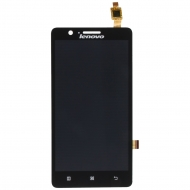 Lenovo A536 Display module LCD + Digitizer black Display assembly, LCD incl. touchpanel.