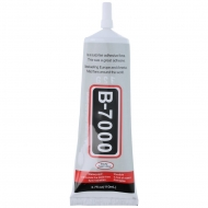 Zhanlida B-7000 multi-purpose adhesive clear liquid glue 110ml