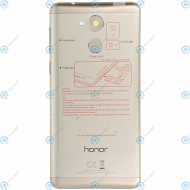 Huawei Honor 6C, Enjoy 6s Battery cover gold 97070QUQ_image-4