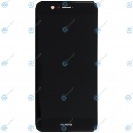 Huawei Nova 2 (PIC-L29) Display module frontcover+lcd+digitizer blue 02351KYP_image-11