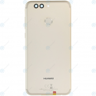 Huawei Nova 2 Plus (BAC-L21) Battery cover incl. Battery gold 02351LHN