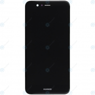 Huawei Nova 2 Plus (BAC-L21) Display module frontcover+lcd+digitizer black blue 02351KJK