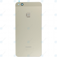 Huawei P10 Lite (WAS-L21) Battery cover incl. Fingerprint sensor gold 02351FXC