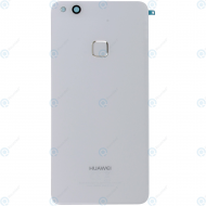 Huawei P10 Lite (WAS-L21) Battery cover incl. Fingerprint sensor white 02351FXA_image-1