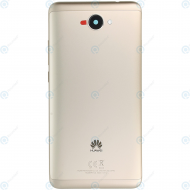Huawei Y7 (TRT-L21) Battery cover gold  02351GES_image-4