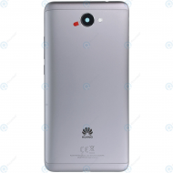 Huawei Y7 (TRT-L21) Battery cover grey 02351GVV