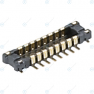 Samsung Board connector BTB socket 2x8pin 3711-007810