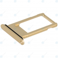 Sim tray gold for iPhone 8 Plus