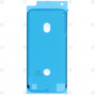 Adhesive sticker display LCD white for iPhone 8