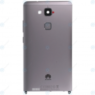 Huawei Ascend Mate 7 (JAZZ-L09) Battery cover black 02350CMR_image-5