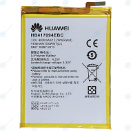 Huawei Ascend Mate 7 (JAZZ-L09) Battery HB417094EBC 4100mAh 24021574_image-2