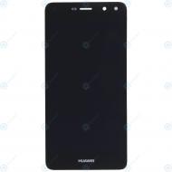 Huawei Y6 2017 Display module LCD + Digitizer black_image-1