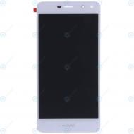 Huawei Y6 2017 Display module LCD + Digitizer white_image-1