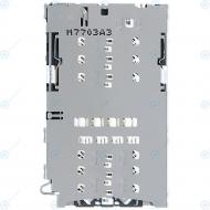 LG V30 (H930) Sim reader + MicroSD reader EAG65032001