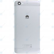 Huawei GR3 (TAG-L21) Battery cover silver 97070LVE