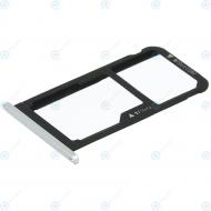Huawei Honor 6C (DIG-L01, DIG-L21HN) Sim tray silver