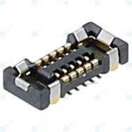 LG Board connector BTB socket 10pin EAG64729801