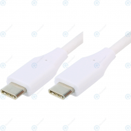 LG USB data cable type-C white EAD63687001