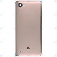 LG Q6 (M700N) Battery cover gold ACQ89691204