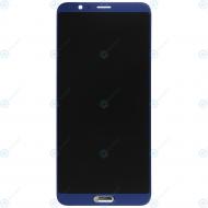 Huawei Honor View 10 (BKL-L09) Display module LCD + Digitizer blue