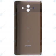 Huawei Mate 10 (ALP-L09, ALP-L29) Battery cover brown