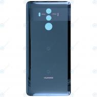 Huawei Mate 10 Pro (BLA-L09, BLA-L29) Battery cover blue