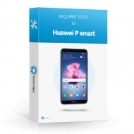 Huawei P smart (FIG-L31) Toolbox Toolbox with all the specific required tools to open the smartphone.