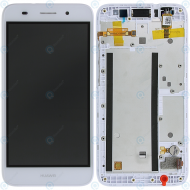 Huawei Y3 2017 (GRO-L22) Display module frontcover+lcd+digitizer white 97070RBB