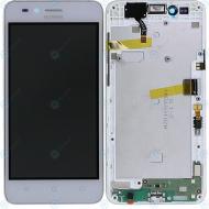 Huawei Y3 II 2016 3G (LUA-U22) Display module frontcover+lcd+digitizer white 97070NNS