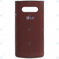 LG Wine Smart (H410) Battery cover red MCK69054521