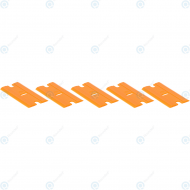 Plastic blades for scraper set 5pcs_image-1