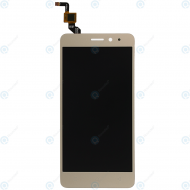 Lenovo K6 Power Display module LCD + Digitizer gold