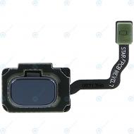 Samsung Galaxy S9 (SM-G960F), Galaxy S9 Plus (SM-G965F) Fingerprint sensor coral blue GH96-11479D