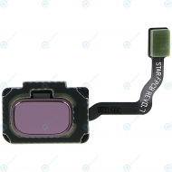 Samsung Galaxy S9 (SM-G960F), Galaxy S9 Plus (SM-G965F) Fingerprint sensor lilac purple GH96-11479B