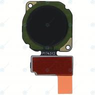 Huawei Honor 9 Lite (LLD-L31), Mate 10 Lite (RNE-L01, RNE-L21) Fingerprint sensor black 23100268