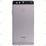 Huawei P9 Dual Sim (EVA-L19) Battery cover grey 02350SQJ