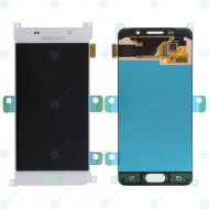 Samsung Galaxy A3 2016 (SM-A310F) Display module LCD + Digitizer white GH97-18249A_image-2