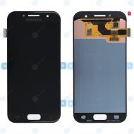 Samsung Galaxy A3 2017 (SM-A320F) Display module LCD + Digitizer black GH97-19732A_image-3