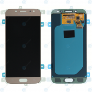 Samsung Galaxy J5 2017 (SM-J530F) Display module LCD + Digitizer gold GH97-20738C_image-2