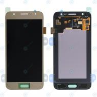 Samsung Galaxy J5 (SM-J500F) Display module LCD + Digitizer gold GH97-17667C_image-2