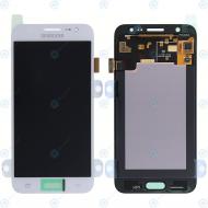 Samsung Galaxy J5 (SM-J500F) Display module LCD + Digitizer white GH97-17667A_image-2