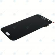 Samsung Galaxy S7 (SM-G930F) Display module LCD + Digitizer black GH97-18523A_image-5