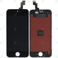 Display module LCD + Digitizer black for iPhone 5S